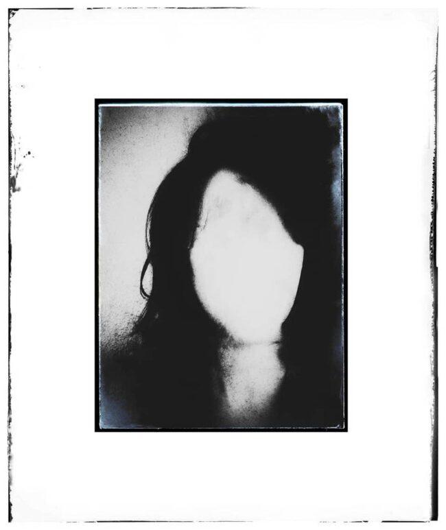 Portrait ohne Gesicht