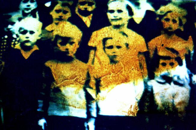 Gruppenbild von Kindern