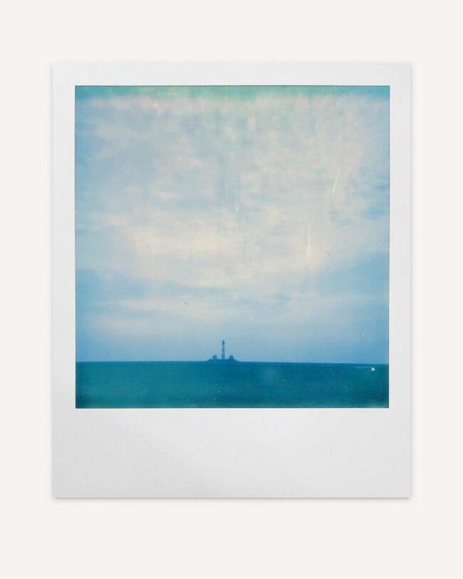 Polaroid: Ein See
