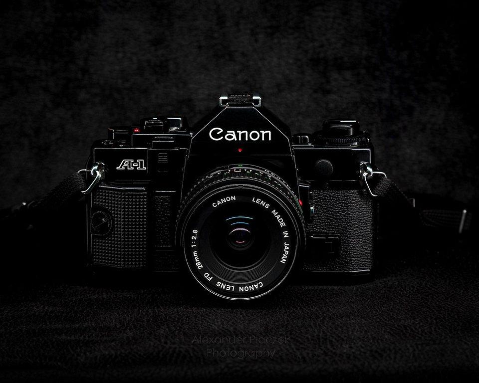 Kamera A-1