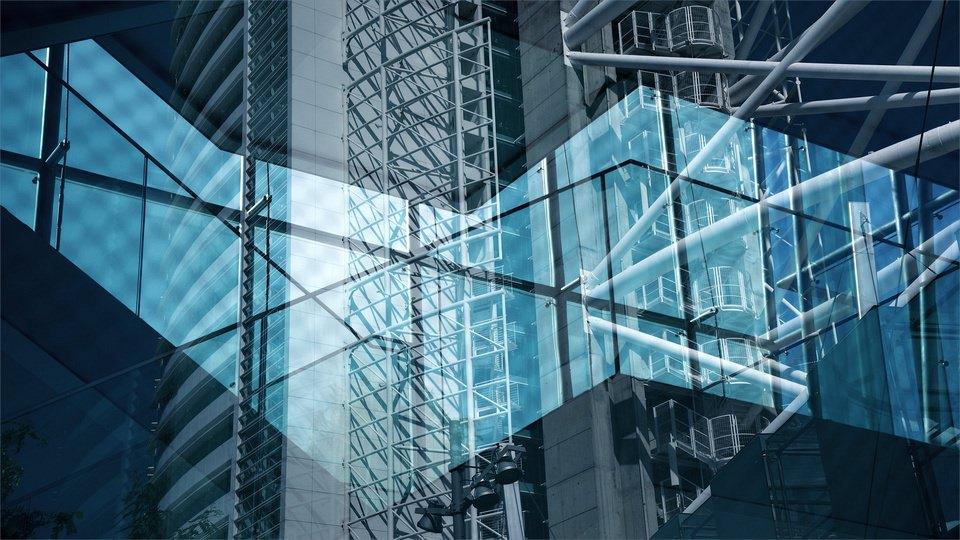 Architekturspiegelungen