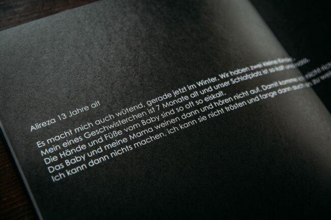 Zitat in einem Buch