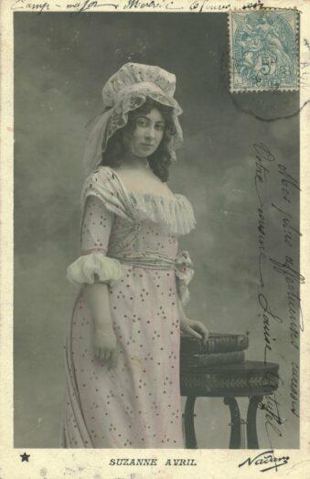 Suzanne Avril