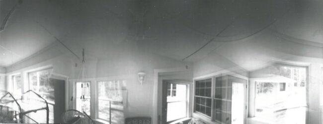 Mehrfach-Lochkamera-Aufnahme Innenraum